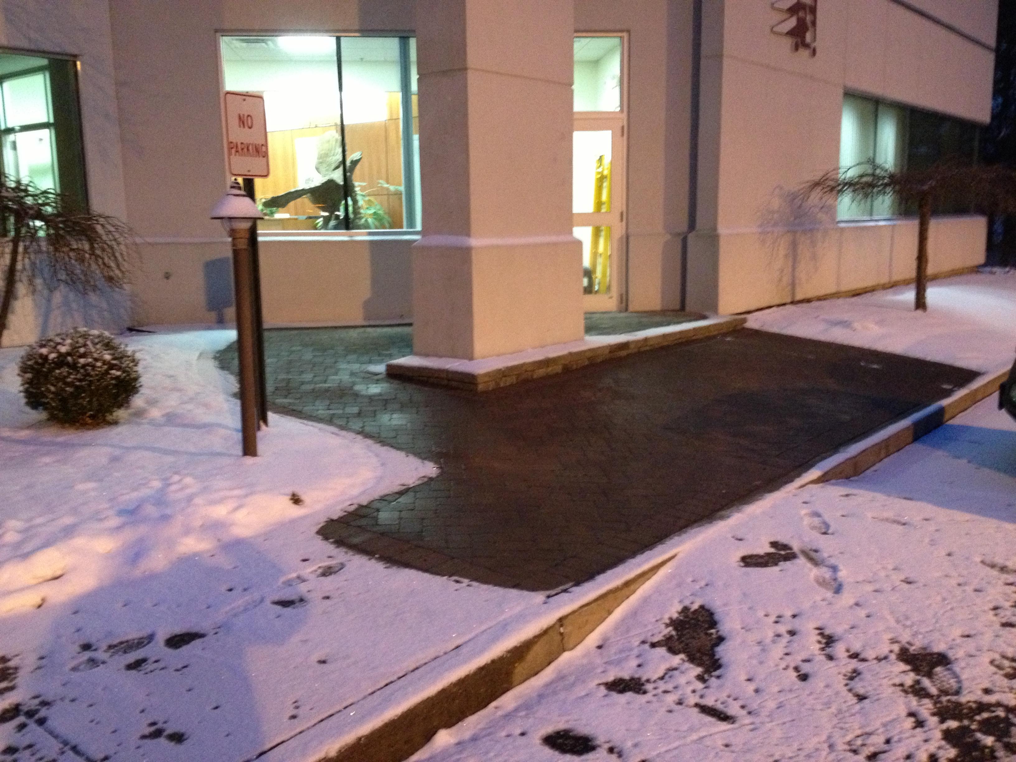 Snow Melting System Ithaca, NY