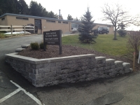 Unilock Wall Ithaca, NY