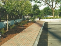 Unilock Sidewalk Ithaca, NY
