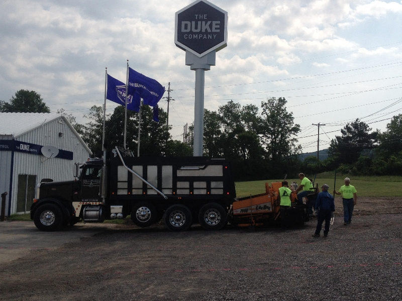 Pro-Seal Paving at The Duke Company